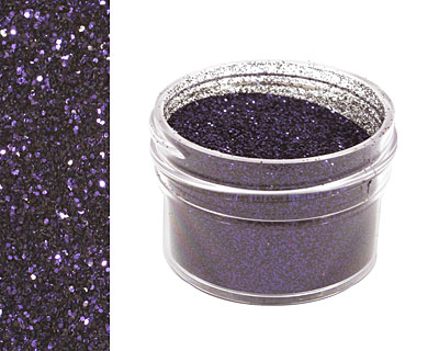 Purple Shadow Ultrafine Opaque Glitter 1/2 oz.