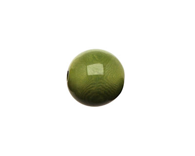Tagua Nut Apple Round 16mm