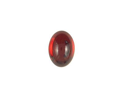 Nunn Design Garnet Glass Oval 10x14mm