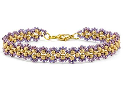 Ringlet Bracelet Pattern