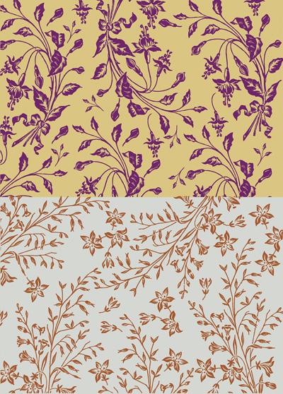 Nunn Design Gold & Silver Small Collage Sheet