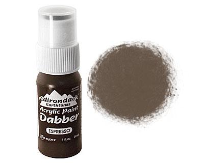 Adirondack Espresso Acrylic Paint Dabber 29ml
