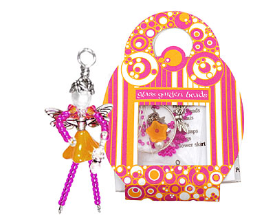 Glass Garden Hot Pink Fairy Kit
