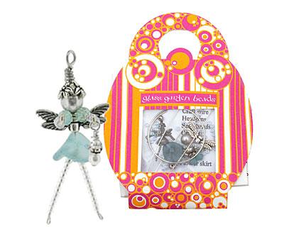 Glass Garden Dusty Blue Fairy Kit