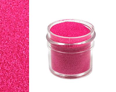 Shocking Pink (Neon) Ultrafine Opaque Glitter 1/4 oz.