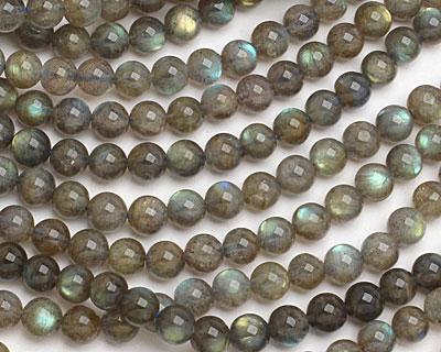 Labradorite (A) Round 6-7mm