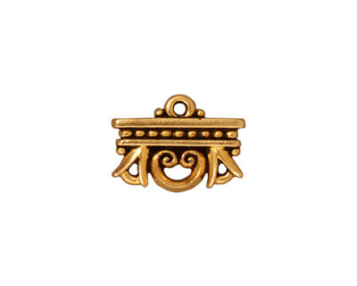 TierraCast Antique Gold (plated) Classic Link 12x16mm