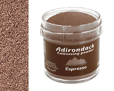 Adirondack Espresso Embossing Powder 21g