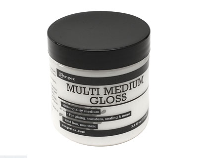 Multi Medium Gloss 4 oz.