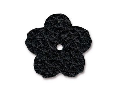 TierraCast Black Leather 1