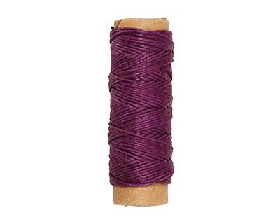 Purple Hemp Twine 10 lb, 29 ft