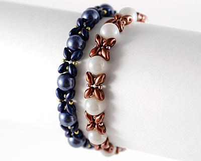Crisscross Bracelet Pattern