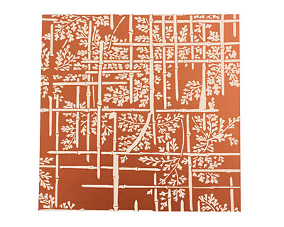Lillypilly Bronze Bamboo Anodized Aluminum Sheet 3