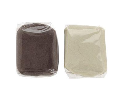 Dark Brown Crystal Clay 25 grams