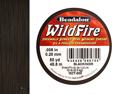WildFire Black .008