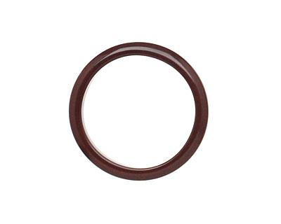 Tagua Nut Espresso Ring 22mm