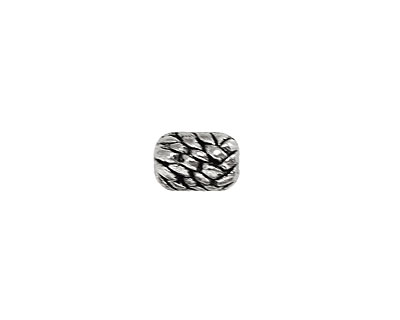 Pewter Scaled Barrel 10x7mm