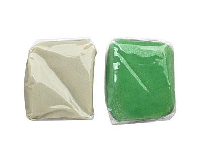 Neon Green Crystal Clay 25 grams