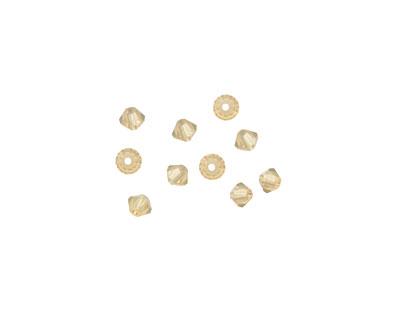Swarovski Sand Opal Faceted Bicone 3mm (5301)