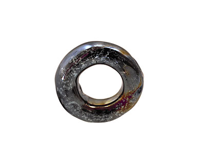 Unicorne Beads Electric Brown Brim Ring 22mm