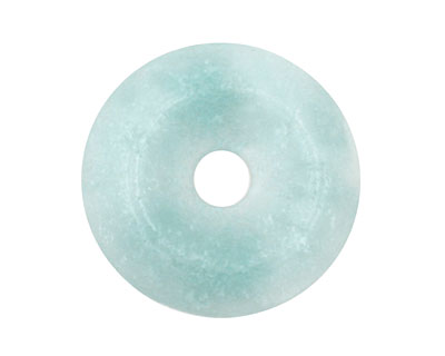 Amazonite Donut 29-30mm