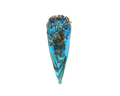 Unicorne Beads Sneezy Spike (hollow) 10-12x28-29mm