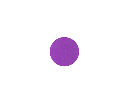 Lillypilly Purple Anodized Aluminum Disc 11mm, 24 gauge