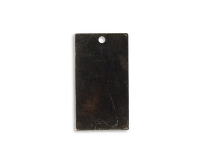Vintaj Arte Metal Rectangle Altered Blank 12x22mm