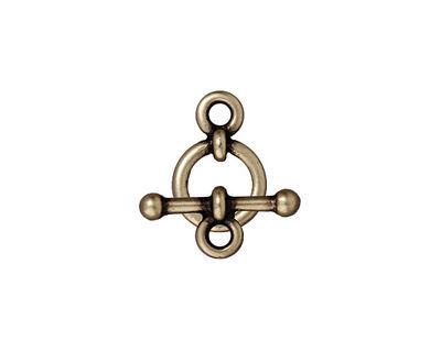TierraCast Antique Brass (plated) 3/8
