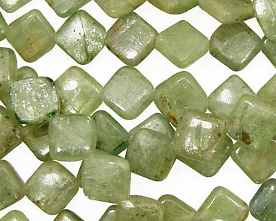 Green Kyanite Diamond 10mm