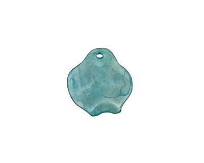 Lucite Marine Small Petal 15-16mm