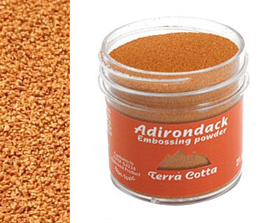 Adirondack Terra Cotta Embossing Powder 21g
