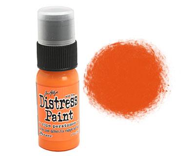 Tim Holtz Ripe Persimmon Distress Paint Dabber 29ml