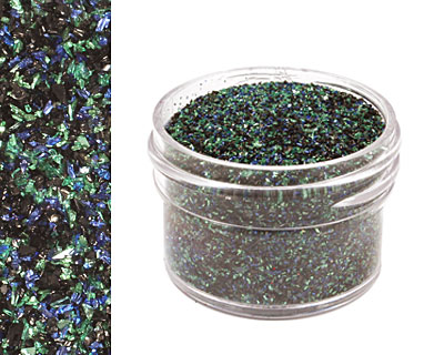 Holly Vintage Glass Glitter (Fine) 1 oz.
