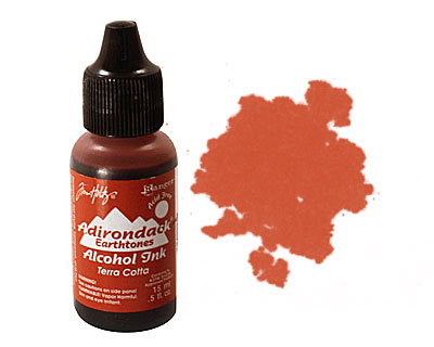 Adirondack Terra Cotta Alcohol Ink 15ml