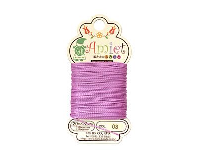 Lilac Amiet Thread 22 yards