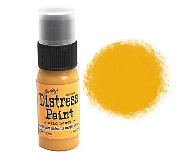 Tim Holtz Wild Honey Distress Paint Dabber 29ml