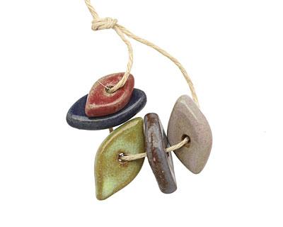 Gaea Ceramic Jewel Petals Bundle