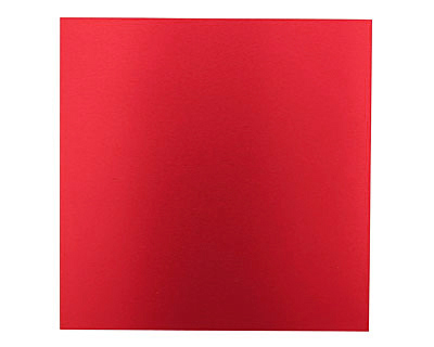 Lillypilly Red Anodized Aluminum Sheet 3