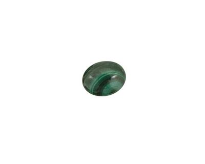 Malachite Oval Cabochon 8x10mm