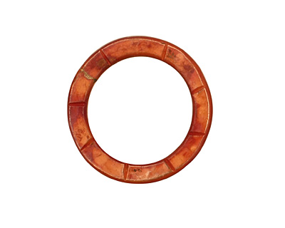 Patricia Healey Copper Lined Round Link 24mm