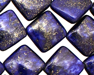 Afghanistan Lapis Diamond 20mm