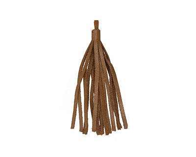 Saddle Small Nappa Leather Tassel