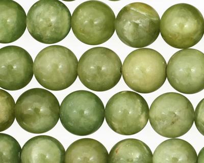 Light Green Garnet Round 10mm
