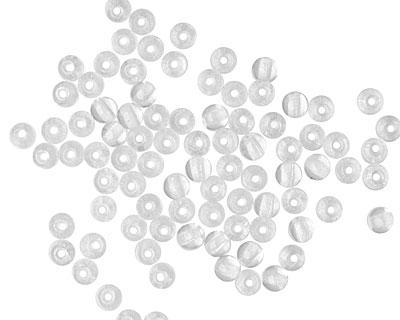 Czech Glass Crystal Round 3mm