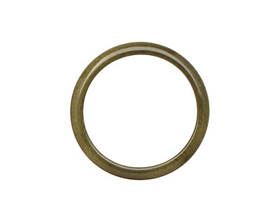 Tagua Nut Olive Ring 22mm