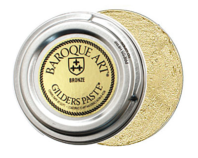 Bronze Baroque Art Gilders Paste 30ml