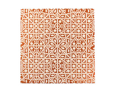 Lillypilly Bronze Cross Stitch Anodized Aluminum Sheet 3