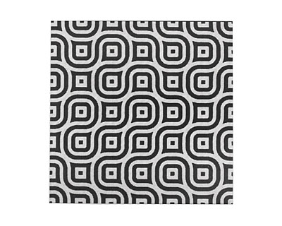 Lillypilly Black Maze Anodized Aluminum Sheet 3