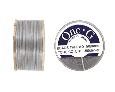 TOHO One-G Gray Thread